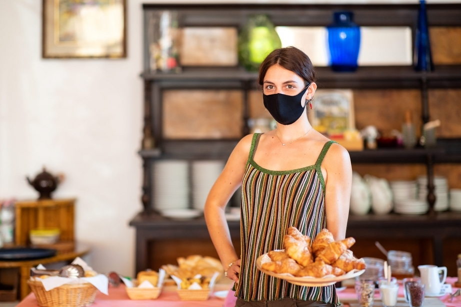 Ricca e gustosa colazione in hotel a Venezia Lido
