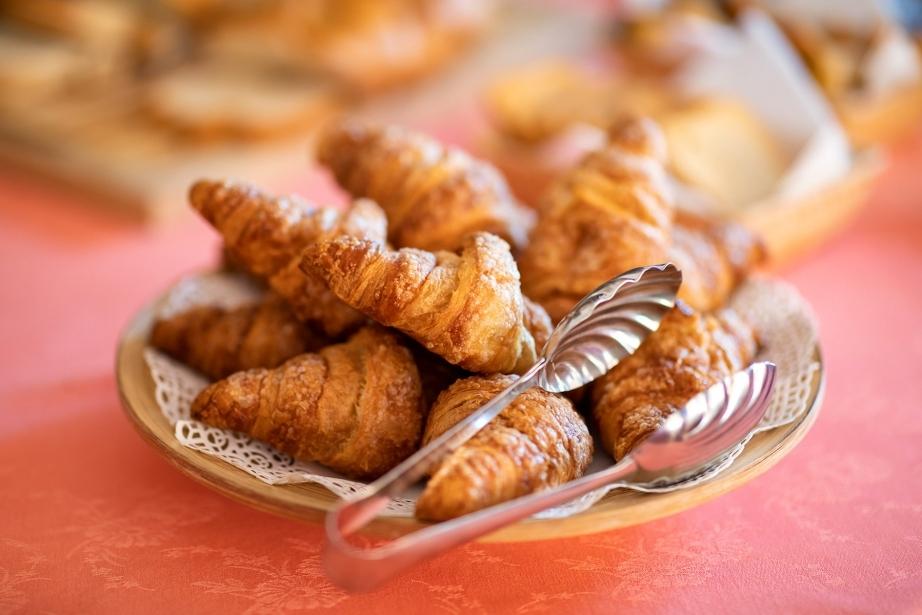 Prova la colazione di Hotel Rivamare a Venezia Lido