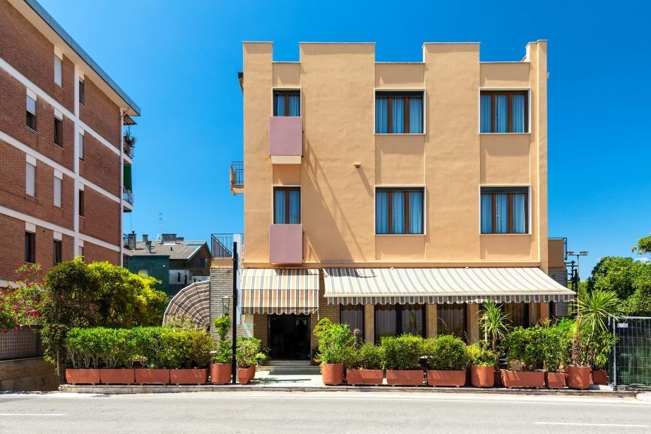 Family Hotel in Venice Lido