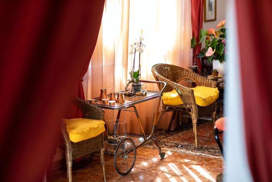 Ccourtesy and hospitality for your stay in Venice Lido