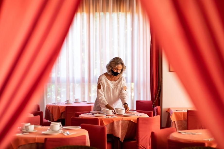 Hotel Rivamare a Venezia Lido con ricca colazione