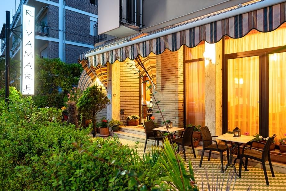 Hotel Rivamare a Venezia Lido ti aspetta!